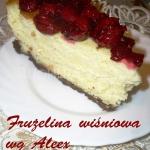 Frużelina wiśniowa wg...