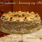 Tort makowo – kawowy wg...