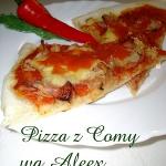 Pizza z Comy wg Aleex