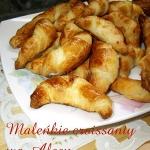 Maleńkie croissanty wg...