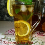 Domowa Ice Tea wg Aleex