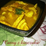 Kurczak w curry wg Aleex