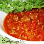 Dukanowskie chili con...