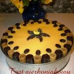 Tort ajerkoniakowy wg Ale...