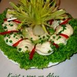 Kwiat z pora wg Aleex