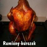 Rumiany kurczak wg Aleex