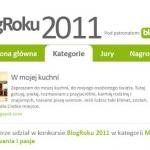 BLOG  ROKU  2011
