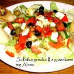 Sałatka grecka II z...