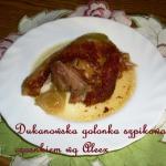 Dukanowska golonka...