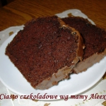 Ciasto czekoladowe wg...