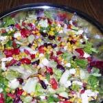 Pyszna salatka z serem fe...