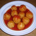 Pulpeciki w sosie pomidor...