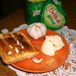 Maslo czosnkowe wg Aleex