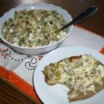 Pasta z makreli wg Aleex