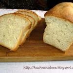 Chleb z czosnkiem wg...