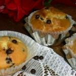 Waniliowe muffinki z czek...