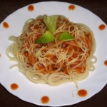 Oryginalne spaghetti wg A...