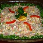 Świateczna salatka wg Al...