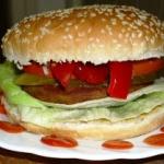 Domowe hamburgery wg...
