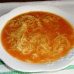Pomidorowa wg Aleex