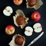 Muffinki marchewkowo-jabl...