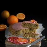 Pomarańczowe ciasto...