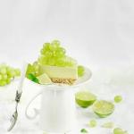 Limonkowy sernik z herbat...