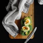 Wiosenne kanapki z awokad...