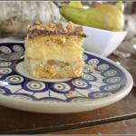 Ciasto  Gruszki na wierzb...