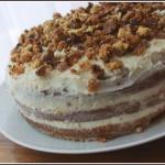 Tort cytrynowy -...