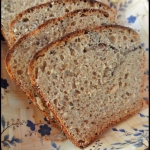 Nocny chleb żytni z...