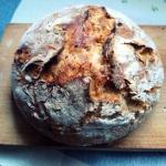 Chleb z przepyszną...
