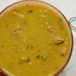 Szwedzka zupa grochowa