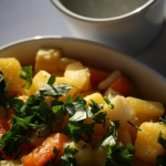 Warzywa korzeniowe w...
