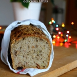 Świateczny chleb pszenno...