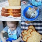Chleb aksamitny z...