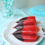 Lody truskawkowo-jagodowe