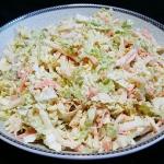 Szybka salatka z kapusty ...
