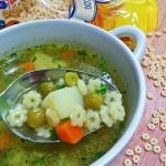 Szybka zupa.