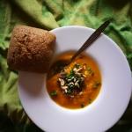 Zupa dyniowa z imbirem i ...