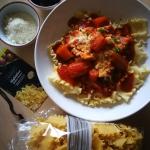 Najlatwiejszy sos pomidor...