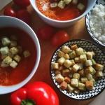 Kremowa zupa pomidorowo -...