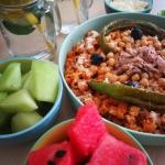 Letni obiad w...