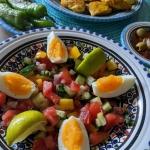 Obiad w tunezyjskim stylu