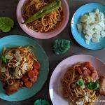 Tunezyjskie spaghetti w...