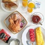 Domowe śniadania w La...