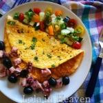 Środziemnomorski omlet z...