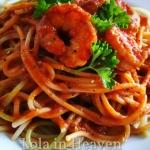 Najlatwiejsze spaghetti z...