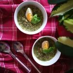 Ekspresowa zupa szpinakow...