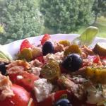 Lekka salatka na kolacje